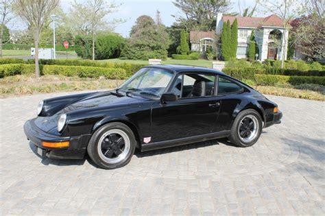 Porsche Carrera Sc by Porsche 911 Carrera For Sale 1980 Black On Black