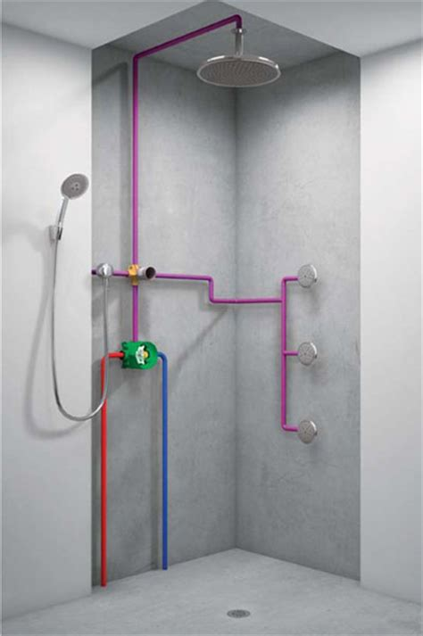 Grohe Thermostatic Bath Shower Mixer direct water from the source to your desired outlet easily