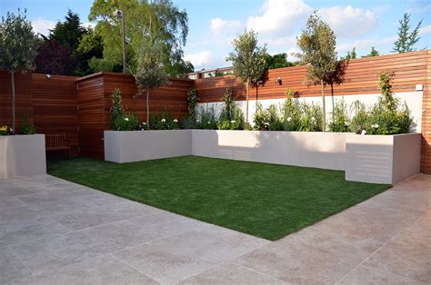 Modern London Small Garden Design London Garden Blog Design Small Garden Ideas