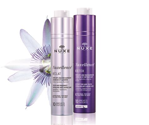 Sleep Detox Lotion by Nuxe Launch Nuxellence Detox 174 The It Product Of The