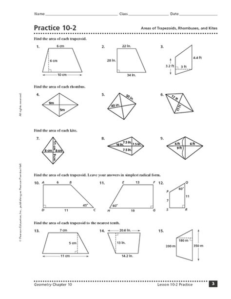 10 Grade Geometry Worksheets by 10th Grade Geometry Worksheets Worksheets Releaseboard