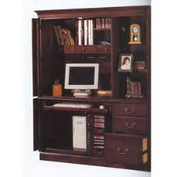 computer armoire cherry multi function armoires traditional computer armoire in