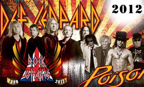 New Def Leppard Poison poison def leppard lita ford 2012 concert tour review