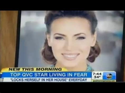 ex qvc host lisa robertson dishes on stalkers qvc lisa robertson fears stalkers former miss tennessee