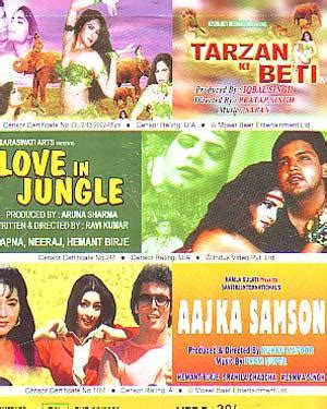 hindi film jungle queen buy tarzan ki beti love in jungle aajka samson 3 in