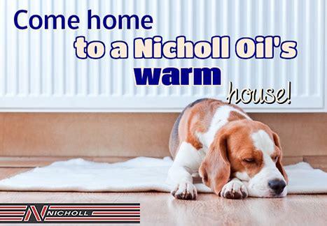 heating in belfast northern ireland nicholl oils