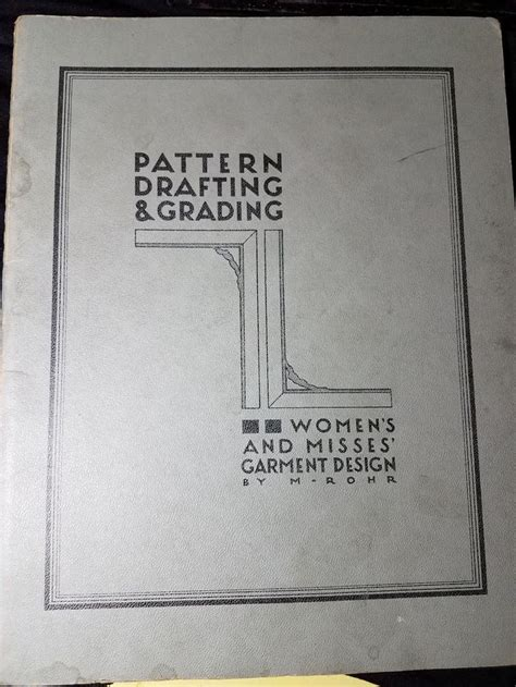 garment pattern grading books 179 best books vintage sewing fashion design