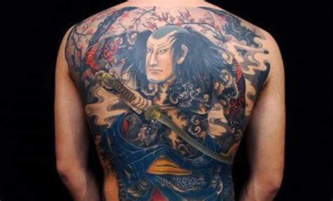 20 best ideas for japanese samurai tattoo