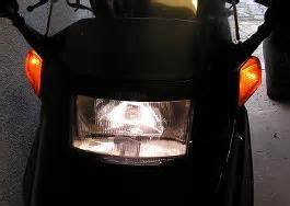 Motorrad Blinker Dauerlicht by Schrauberecke Helixaners Motorradseiten