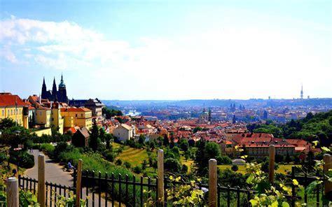 Prague Czech Republic Wallpaper HD. Backgrounds cities for