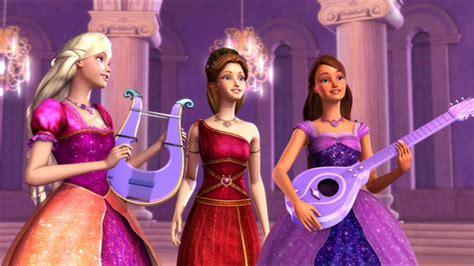 film barbie diamond castle liana alexa and melody barbie and the diamond castle