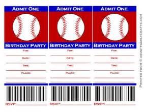 Baseball Ticket Template by Baseball Ticket Invitations Template Beautiful Scenery