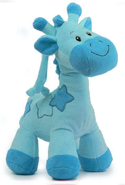 The Giraffe Gift Baby Blue blue giraffe bouquet baby gifts
