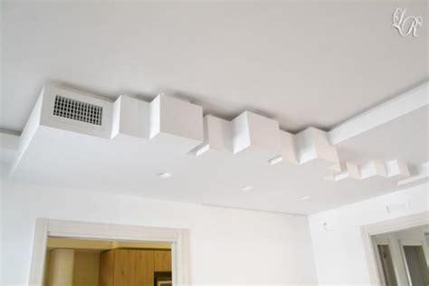 per controsoffitti cartongesso mascherare l impianto di climatizzazione col cartongesso