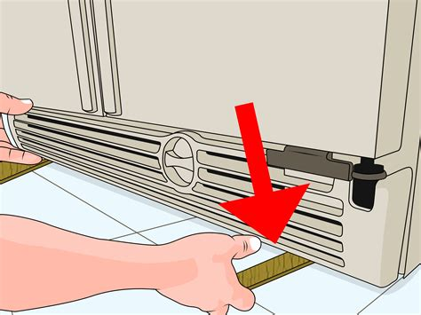 how to fix refrigerator leaking water 4 ways to fix a leaking refrigerator wikihow