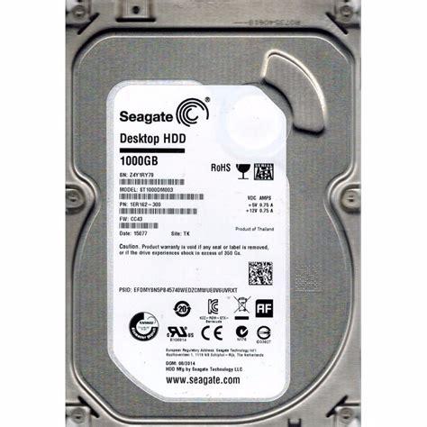 hd 1tb interno hd interno seagate 1tb 1000gb desktop hdd sata3 7200 rpm
