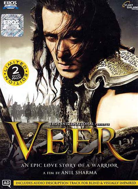 epic film subtitles veer an epic love story of a warrior hindi film dvd