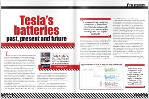 Tesla Motors Battery Supplier Charged Evs Tesla S Batteries Past Present And Future
