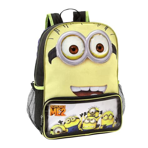 Tas Backpack Despicable Me 3 Fluffy 17 best images about back to school essentials on usb drive lunch kits and boy shorts