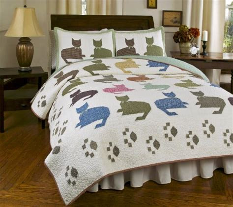 cat bedding sets adorable cat print comforters and bedding sets for cat lovers