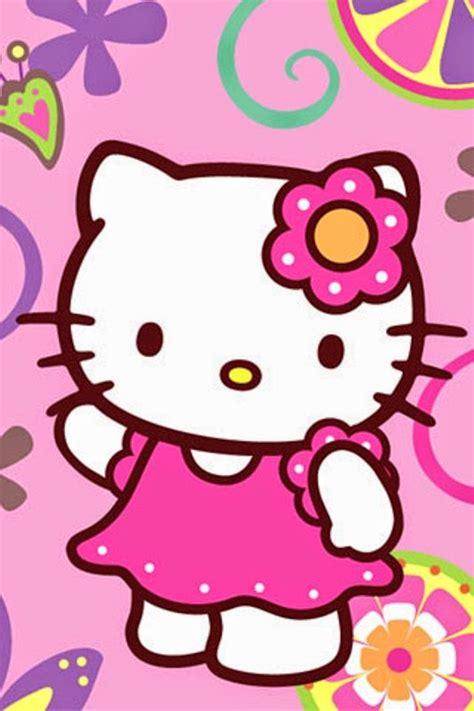 wallpaper cantik hello kitty gambar wallpaper hello kitty pink terbaru