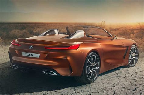 bmw supercar concept bmw z4 concept photos leaked gtspirit