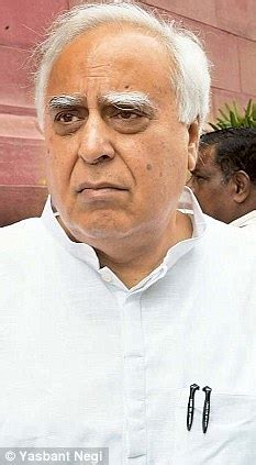 Cabinet Minister For Communication And It by Pm And Montek Rubbish Sibal S Telecom Daily