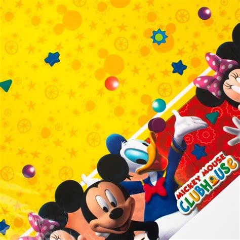 Disney Mickey Tissue Packs disney mickey mouse clubhouse table cover only 163 2 25