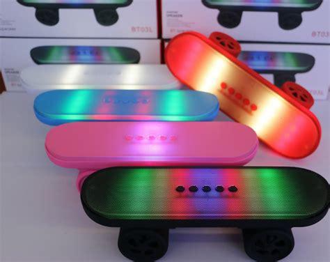 Skateboard Led Light Bluetooth Speaker skateboards speakers skateboard speaker led light
