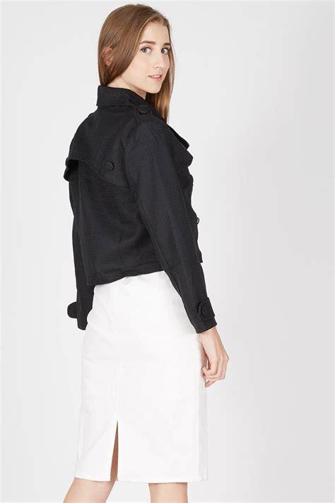 Outer Blazer sell hana black outer blazers berrybenka