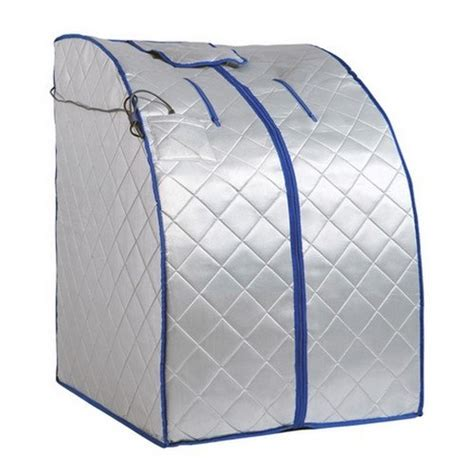 Far Infrared Portable Sauna Negative Ion Detox by 6 Compelling Reasons To Buy The Fascia Blaster Today