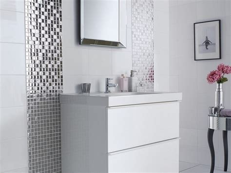 Bathroom Border Ideas Bathroom Wallpaper Border Ideas 28 Images 29 Ideas To Use All 4 Bahtroom Border Tile Types