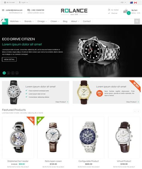 magento layout update ajax 18 best 18 more of the best dark magento themes images on