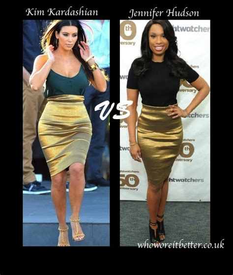 Who Wore Donna Better by Who Wore It Better Hudson Vs In