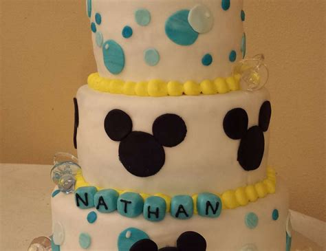 Mickey Mouse For Baby Shower by Baby Mickey Mouse Baby Shower Quot Baby Nathan Quot Catch