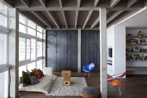 wohnung industrial copan apartment eine moderne loft wohnung in brasillien