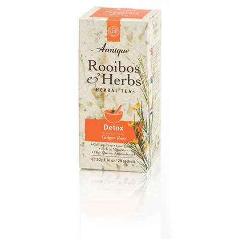 Detox Tea South Africa by Rooibos Detox Tea With 50g