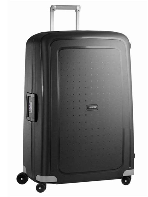 Samsonite Luggage SCure : 81 cm Spinner Wheeled by