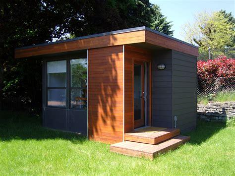 exterior architecture astounding modern prefab studio shed