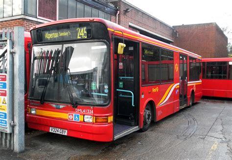 london bus routes route  alperton sainsburys