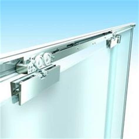 Sliding Glass Door Runners Projeto 45g An Italian Style Designer Sliding Door Kit For Frameless Glass Doors Suitable For