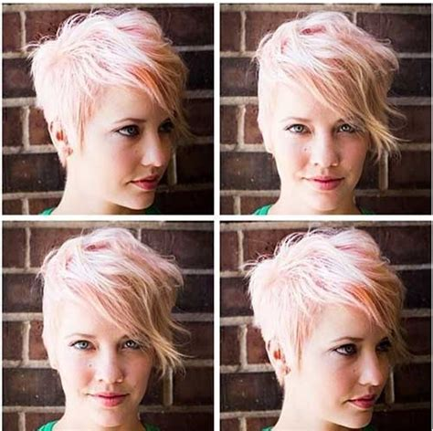 Punky Hairstyles by Punky Pixie Hair Styles Hairstylegalleries