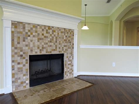 best tile for fireplace surround mosaic tile fireplace surround fireplace designs