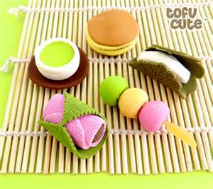 Traditional Japanese Kitchen Design buy set of 5 traditional japanese food kawaii erasers at