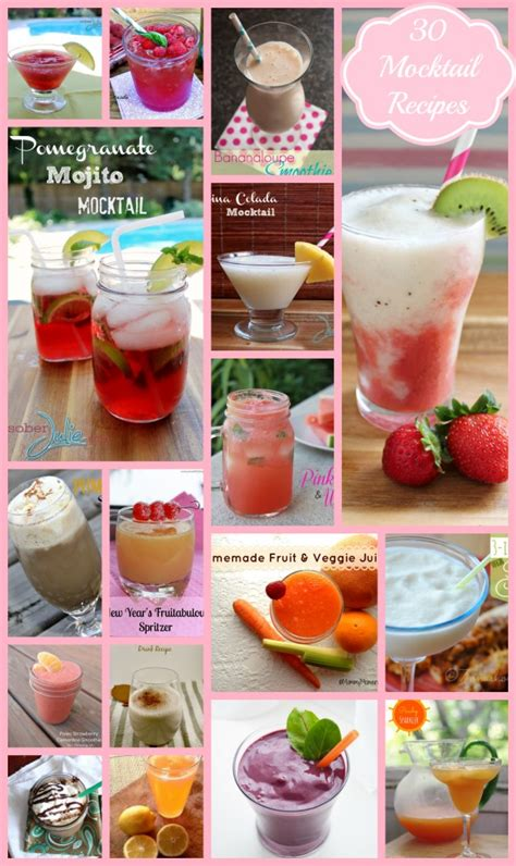 alcoholic drink recipes non alcoholic pomegranate cocktail recipes dishmaps