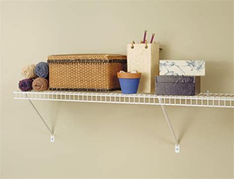 Closetmaid 3 Foot Wire Utility Shelf by Closetmaid 51031 Prepack Wire Shelf Kit 3 New