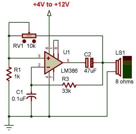 lm audio amplifier pinout  circuits datasheet