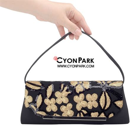 Tas Pesta Flower Import clutch pesta cyonpark butik shop tas pesta belt wanita cyonpark