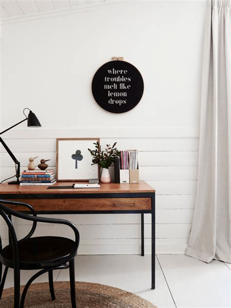 Home Office Ideas Melbourne Daylesford Scandinavian Home Office Melbourne By
