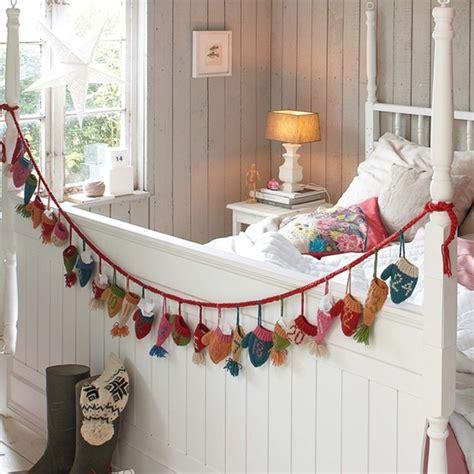 bedroom garland bedroom christmas garland